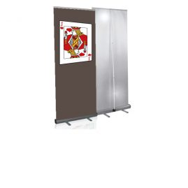 Roll-Up Modell Q